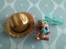 LOL Surprise Doll Lil Sister Luxe 24 ct Gold Rare Complete