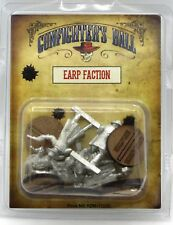 Knuckleduster KDM-11102 Earp Faction (Gunfighter's Ball) Old West Gunslingers