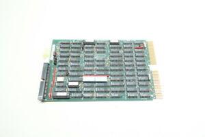 Sigma 401820-100 Q-bus Interface Pcb Circuit Board Rev D