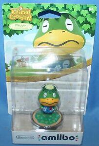 Nintendo Wii U Or 3DS Animal Crossing Series Kapp'n Figure New In Package