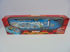 Cartoon Network Wacky Racing #9 Team Transporter with Diecast Cab RC Collectible