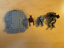 Halo Mega Bloks Micro-Fleet Mantis Invasion 89 Pieces Great Condition 97270