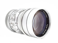 Steinheil Munchen Tele-Quinar 135mm f3.5 M39 (M42) Screw Mount