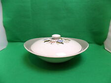 Wood & Sons Alpine White Vegetable Tureen with Lid