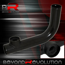 63.5mm Pipe Piping 90 Degree Elbow Black  For SSQV SQV Flange Adapter JDM