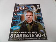 revue TV zone # 117 Kolchak Manimal K Callan Crusade Prey Stargate