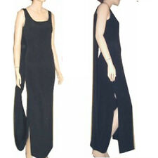 "New $1500 NANCY BENTA COUTURE ""Origami"" Gown Prom BLACK SILK NOTHING LIKE IT 6"