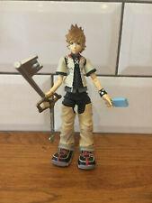 Square Enix Kingdom Hearts II Play Arts Figure Roxas Authentic