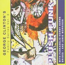 GEORGE CLINTON - PLUSH FUNK (AUDIO CD 2005) NEW