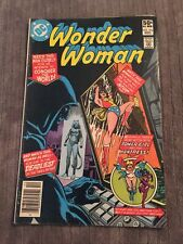 Wonder Woman #274 1st appearance of the new Cheetah Newsstand [DC Comics, 1980]