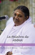 La Palabra de Amma Vol 1 (Paperback or Softback)