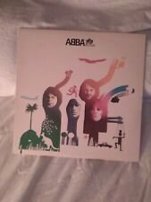Abba - The Album (1977) Vinyl Lp • Take a Chance on Me, Thank You for the Music