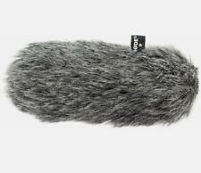 RØDE DeadCat GO Microphone Wind Shield Artifical Fur Noise Cancelling - Black
