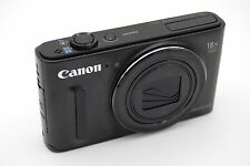 Canon PowerShot SX610 HS 20.2MP Digital Camera - Balck