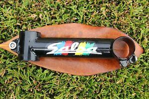 "NOS Vintage SALSA Moto Chromoly Stem - 1"" Threadless, 26.0mm clamp, 120mm Length"