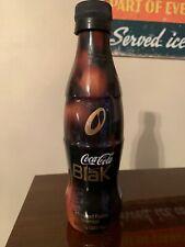 Coca Cola Blak Bottle Full Rare (Make an offer)