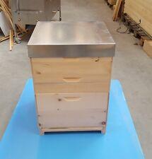Dadantbeute 12er US Hüttendach,Bienenbeute,Waben Dadant