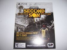 Infamous Cole's Legacy Second Son Download Code DLC