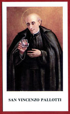 SANTINO - HOLY CARD- IMAGE PIEUSE - Heiligenbild SAN VINCENZO PALLOTTI