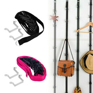 Hat Holder Rack Baseball Cap Storage Organizer Wall Mount Door Hanger Stand Hold