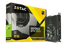 ZOTAC GeForce GTX 1050 Ti Mini Graphics card GF GTX 1050 Ti 4 GB ZT-P10510A-10L