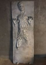 HAN SOLO in CARBONITE COMPLETE 1 sheet  - 1:1 scale STAR WARS PROP