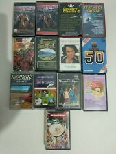 Country Music Beach Boys Cassette Bundle 13 x Tapes Albums Compilations Vintage