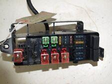 subaru fuses & fuse boxes   ebay subaru impreza alternator fuse box diagram