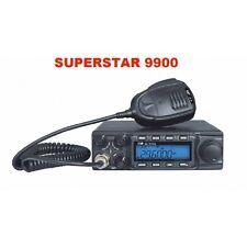 POSTE CB CRT SUPERSTAR SS 9900 AM/FM/USB/LSB  + ANTENNE 30cm