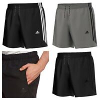 Adidas Originals 3 Stripes Chelsea Mens Shorts Climalite Gym Sports Running