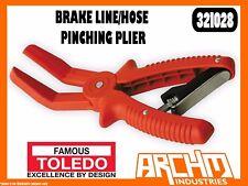 TOLEDO 321028 - BRAKE LINE/HOSE PINCHING PLIER - RESTRICT FLOW OF FLUID VACUUM
