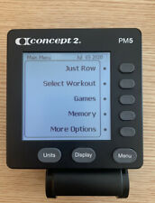 Concept 2 Performance Monitor pm5