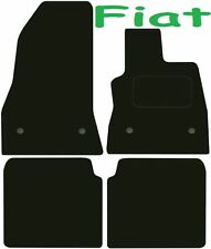 Tailored Deluxe Quality Car Mats Fiat 500L 2013-2017 ** Black **