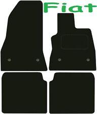 Deluxe Su Misura Qualità Tappetini auto FIAT 500L 2013-2017 ** NERO **