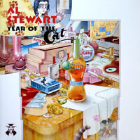 Al Stewart YEAR OF THE CAT Remastered GATEFOLD Parlophone NEW SEALED VINYL LP