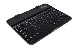 Bluetooth Tastatur Tablet Samsung Tab 4 T530 T535 Keyboard blutooth Schwarz