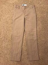 New listing Boys Old Navy Skinny Khaki Uniform Pants Size: 12