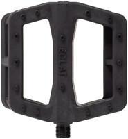 "Eclat Centric Pedals - Platform, Composite/Plastic, 9/16"", Real Black"