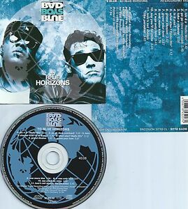 BAD BOYS BLUE-TO BLUE HORIZONS-1994-GERMANY-CD-MINT-