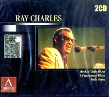 RAY CHARLES s/t 2CD Time Music Cat. TDRCD023 NEW Sigillato