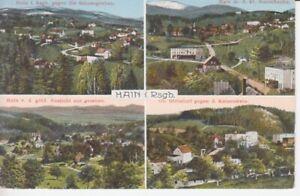 Carte Postale Silésie Grove Dans Voyage 4 Photos 1914