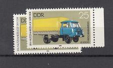 DDR, 2747 DD, Doppelbilddruck der schwarzenFarbe,  postfrisch,  siehe Scan
