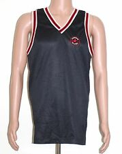 Dr. J Official CONVERSE Brand Basketball Jersey LARGE Black NBA Made in USA