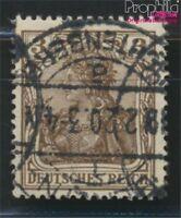 Deutsches Reich 84II b geprüft gestempelt 1915 Germania (8984337