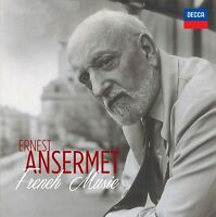 ERNEST ANSERMET - ERNEST ANSERMET: FRENCH MUSIC 32 CD NEW+ DEBUSSY/RAVEL/+