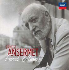 ERNEST ANSERMET - ERNEST ANSERMET: FRENCH MUSIC 32 CD NEU DEBUSSY/RAVEL/+