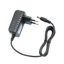 EU AC Adapter Charger for GOLDS GYM Power Spin 230R 390R 290 Exercise Bike 6V