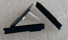 TARJETAS SIM Lector Cubierta Tapa Cap Cover schwarz Sony Xperia Z