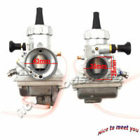 Mikuni VM24 28mm Carburetor For Yamaha YZ80 DT175 DT 175 Enduro Dirt Motor Bike