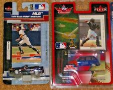 2 pc New York Mets Mike Piazza Ford Mustang & PT Cruiser die cast